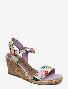 Sandals - FLOWER COMB
