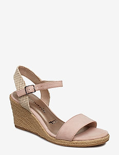 Sandals - ROSE/BEIGE
