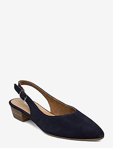 Woms Sling Back - sling backs - navy
