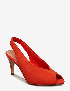 Slings - sling backs - orange