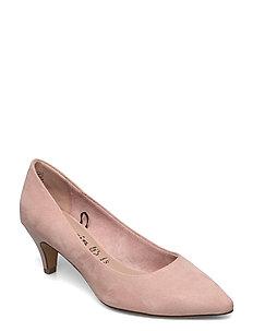 Woms Court Shoe - klassische pumps - rose