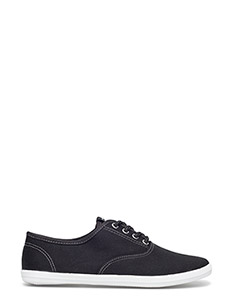 Woms Lace-up - niedrige sneakers - black