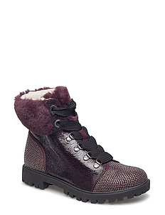 Woms Boots - BORD.STR.COMB.