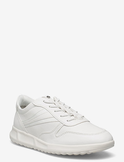 Woms Lace-up - lave sneakers - white