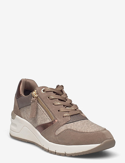 Woms Lace-up - chunky sneakers - pepper flt com
