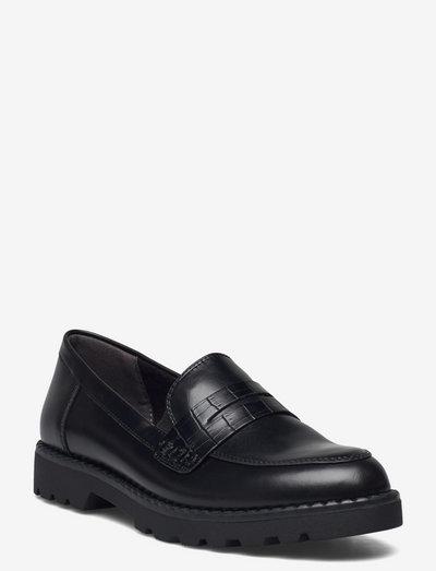 Woms Slip-on - loafers - black matt