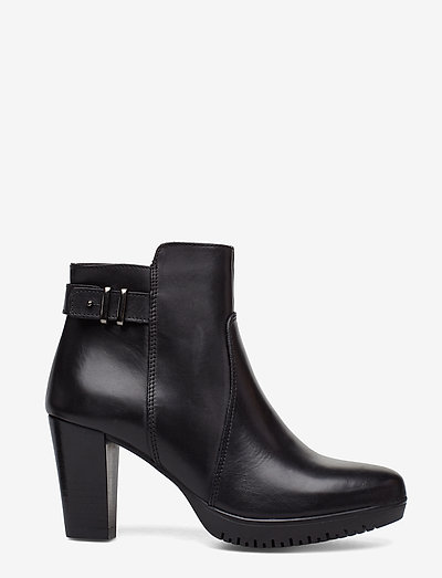 Tamaris Woms Boots- Stiefel Black