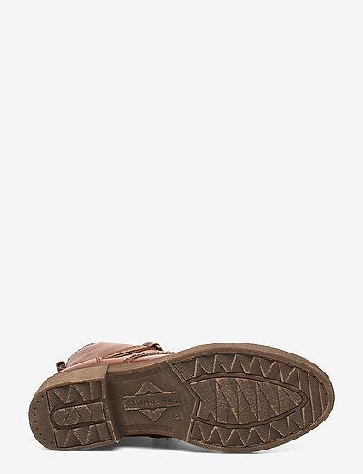 Tamaris Woms Boots- Stiefel Cognac
