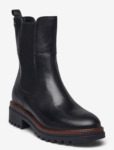 Woms Boots - chelsea boots - black