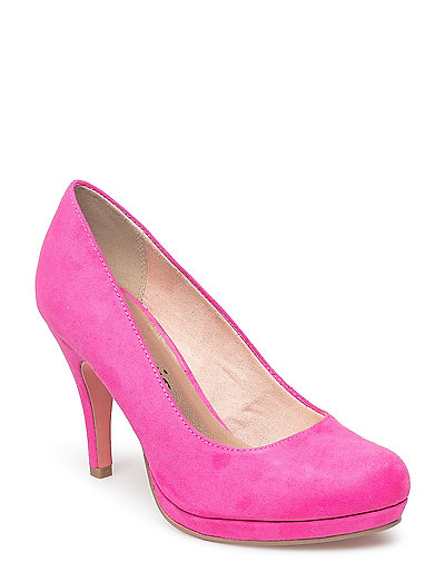 Woms Court Shoe - FUXIA