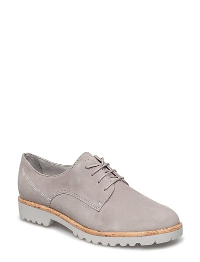 Woms Lace-up - CLOUD