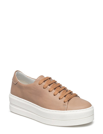Woms Lace-up - ANTELOPE