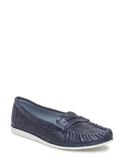 Woms Slip-on - NAVY METALLIC