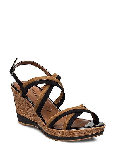 Heeled sandal 1 1 28009 24: Buy Tamaris Heeled sandals online!