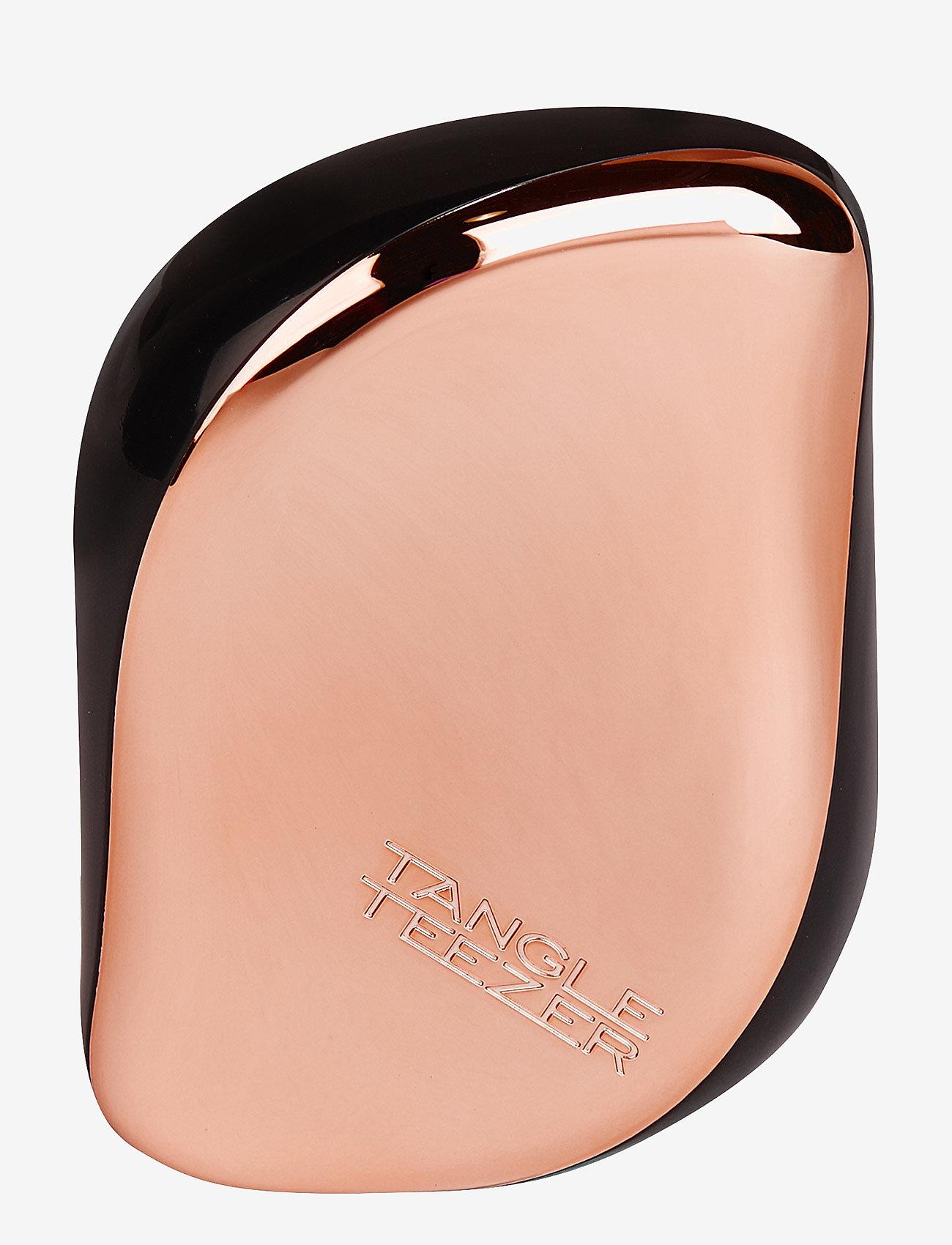 Tangle Teezer - Tangle Teezer Compact Styler Rose Gold - utredningsborste - rose gold - 0