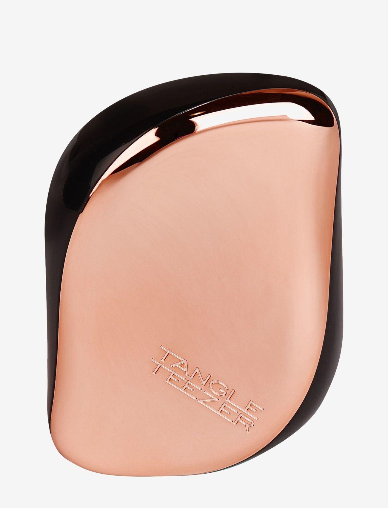 Tangle Teezer - Tangle Teezer Compact Styler Rose Gold - hårborstar - rose gold - 0