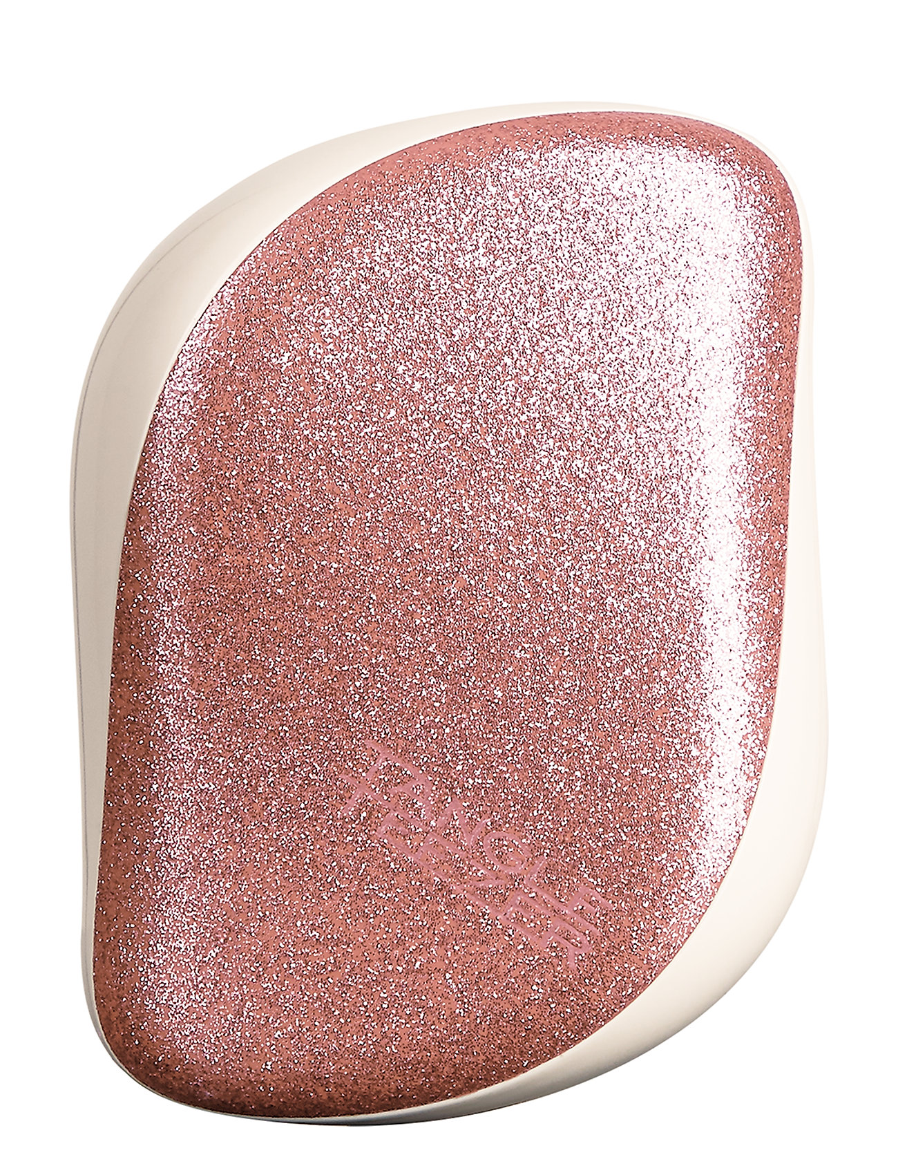 Tangle Teezer Tangle Teezer Compact Styler Rose Gold Glitter - NO COLOUR