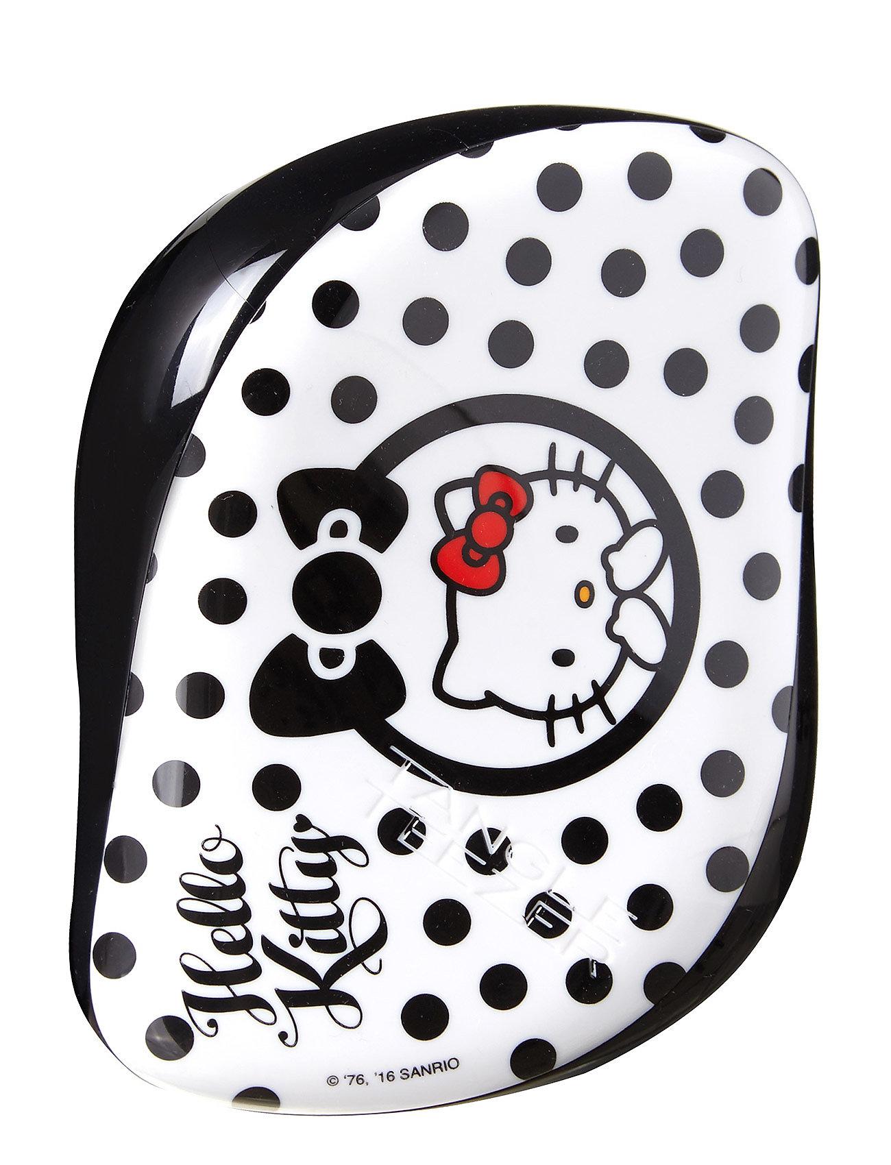 Tangle Teezer Tangle Teezer Compact Styler Hello Kitty Black - CLEAR