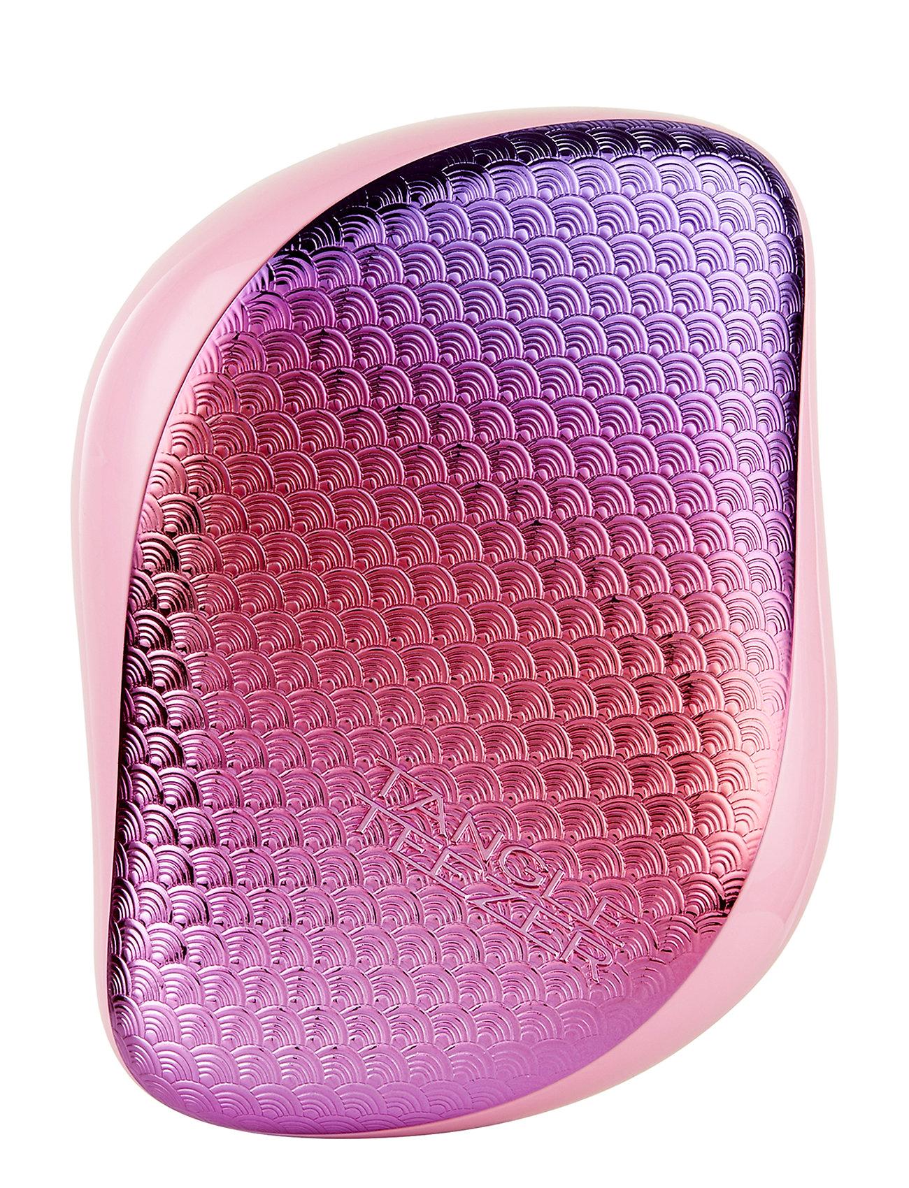 Tangle Teezer Tangle Teezer Compact Styler Sunset Pink Mermaid - NO COLOUR