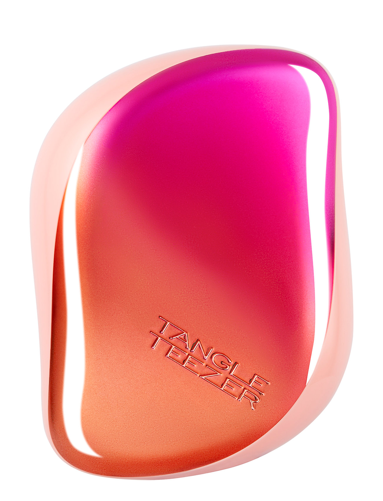 Tangle Teezer Tangle Teezer Compact Styler Cerise Pink Ombre - NO COLOUR