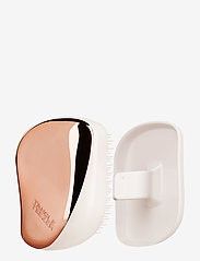 Tangle Teezer - Tangle Teezer Compact Styler Ivory Rose Gold - utredningsborste - ivory rose gold - 1