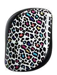 Tangle Teezer Compact Styler Punk Leopard - CLEAR