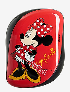 Tangle Teezer Compact Styler Minnie Mouse Rosy Red - CLEAR