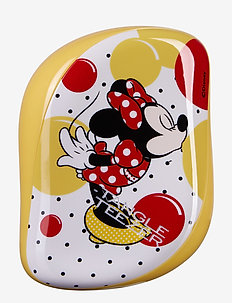 Tangle Teezer Compact Styler Minnie Mouse Sunshine Yellow - CLEAR