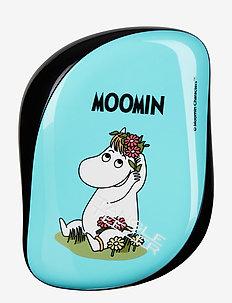 Tangle Teezer Compact Styler Moomin Blue - CLEAR
