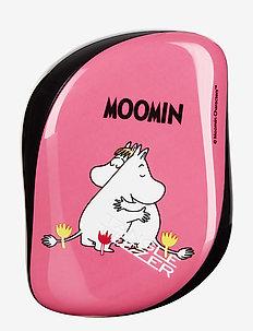 Tangle Teezer Compact Styler Moomin Pink - CLEAR