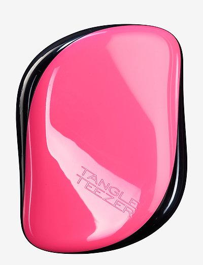 Tangle Teezer Compact Styler Pink Sizzle - hårbørster & kammer - pink sizzle