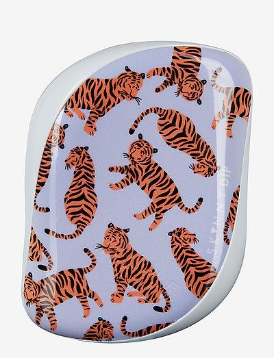 Tangle Teezer Compact Styler Trendy Tiger - harjat & kammat - trendy tiger