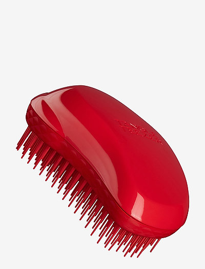 Tangle Teezer Thick & Curly Salsa Red - hårbørster & kamme - salsa red