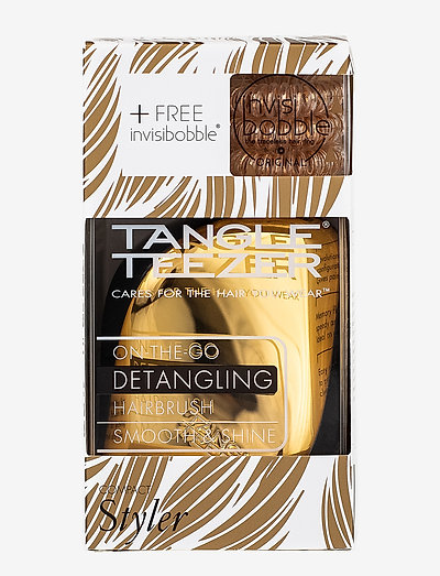 Tangle Teezer & invisibobble Bronze Kit - NO COLOUR