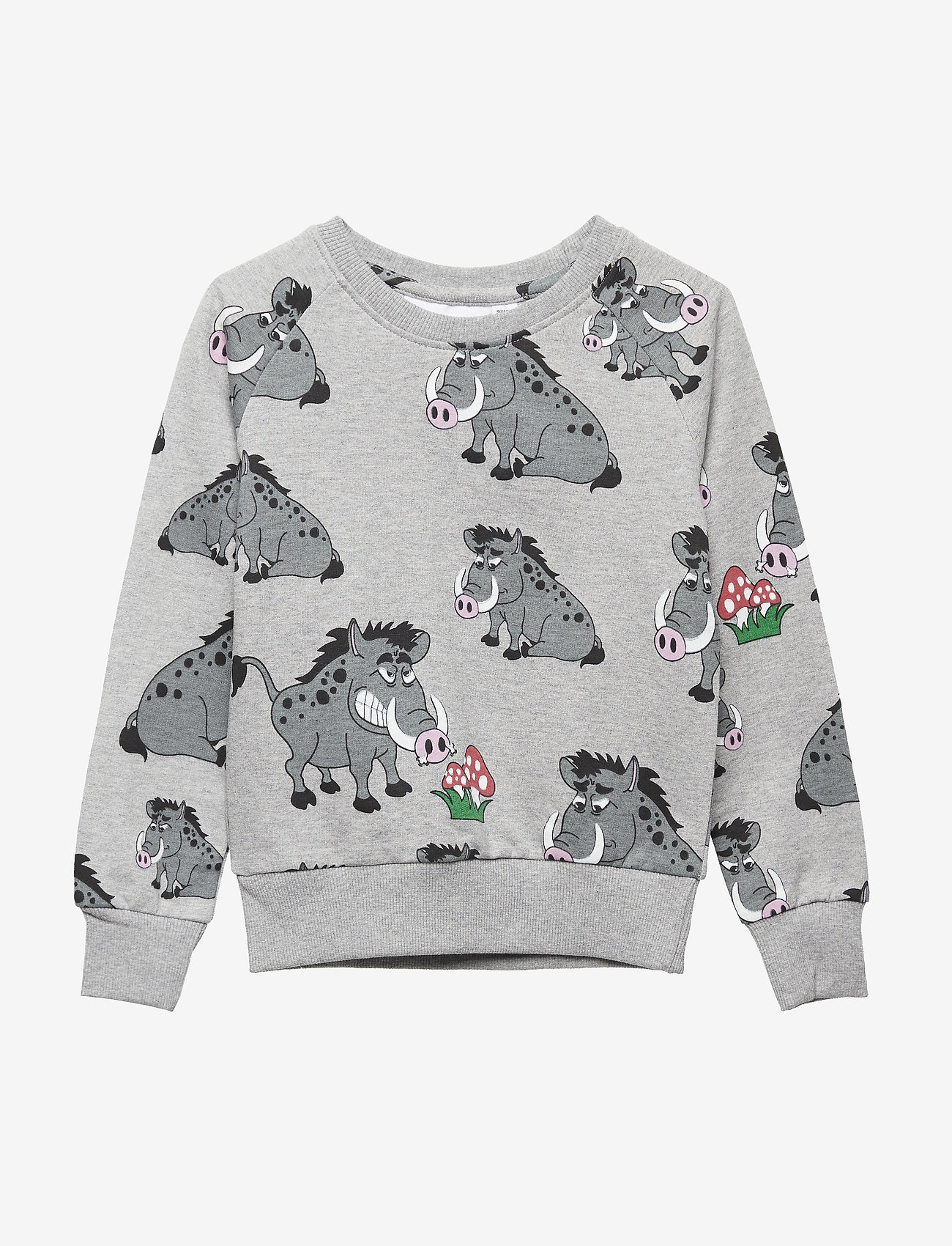 Tao & friends - Sweatshirt Vildsvinet - sweatshirts - grey