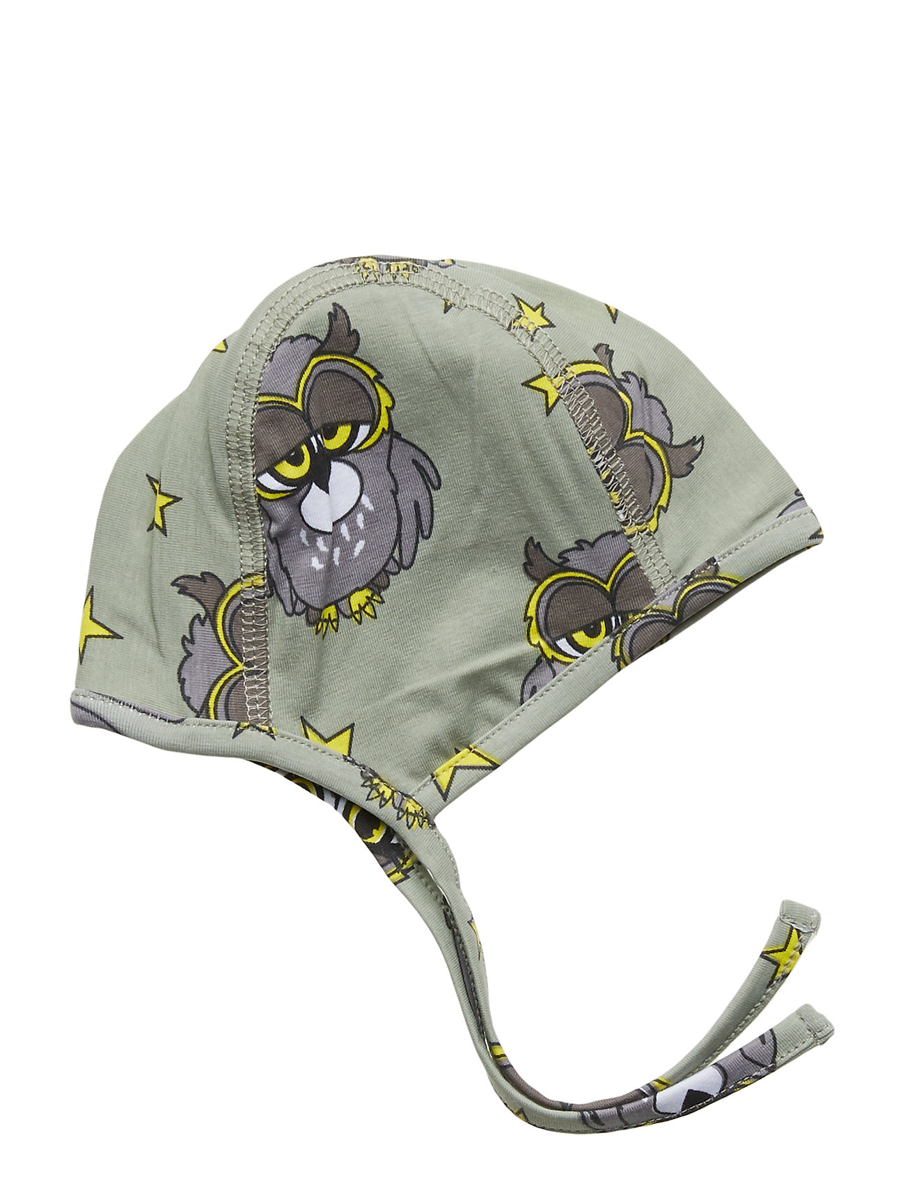 Tao & friends New born hat multi-animal - LIGHT GREEN