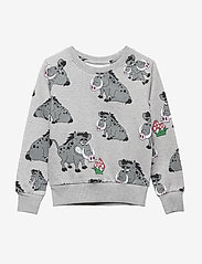Tao & friends - Sweatshirt Vildsvinet - sweatshirts - grey - 0