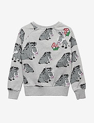 Tao & friends - Sweatshirt Vildsvinet - sweatshirts - grey - 1