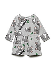College dress multi-animal KOALAN - GREY