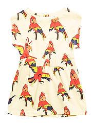 Dress Papegojan - YELLOW