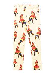 Leggings Papegojan - YELLOW