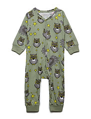 PJs One-piece UGGLAN - LIGHT GREEN