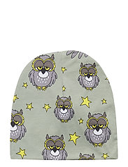 Beanie multi-animal UGGLAN - LIGHT GREEN