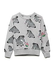 Sweatshirt Vildsvinet - GREY