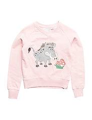 Sweatshirt Vildsvinet - PINK