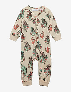 PJs One-piece FISKEN - BEIGE