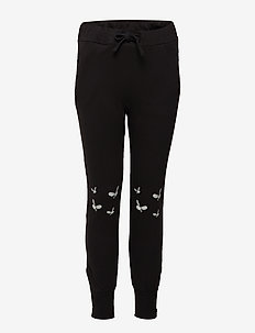 Sweatpants with zips NOSHÖRNINGEN - DARK GREY