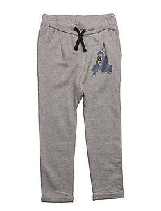 Sweatpants Gorillan single-animal grey - GREY