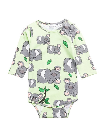 Baby Body Koalan - GREEN