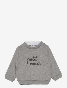 SWEAT2 - sweatshirts - light china grey